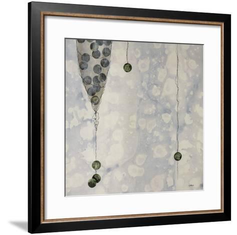 Captured I-Robert Charon-Framed Art Print
