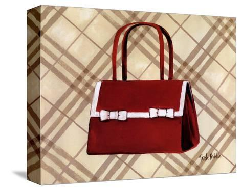Petit Sac Rouge II-Trish Biddle-Stretched Canvas Print