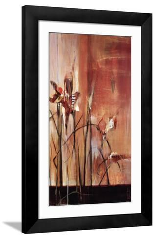 Pink Frost-Terri Burris-Framed Art Print