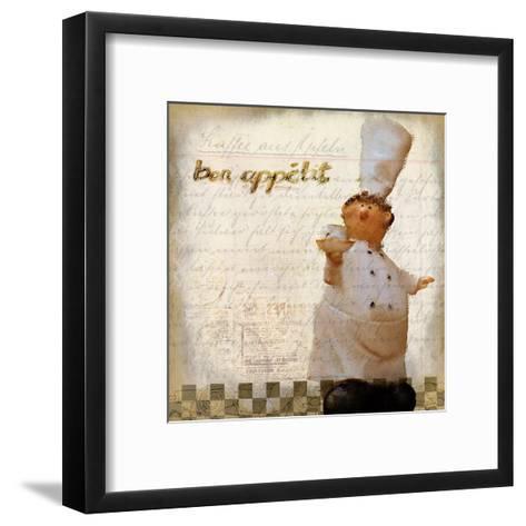 Bon Appetit 2-Kimberly Allen-Framed Art Print