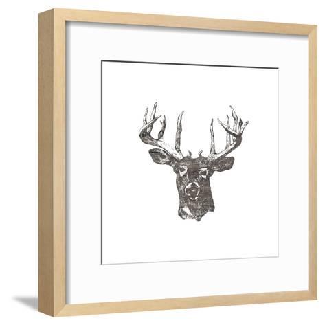 Big Buck-Sheldon Lewis-Framed Art Print