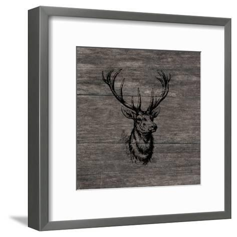 Another Buck-Sheldon Lewis-Framed Art Print