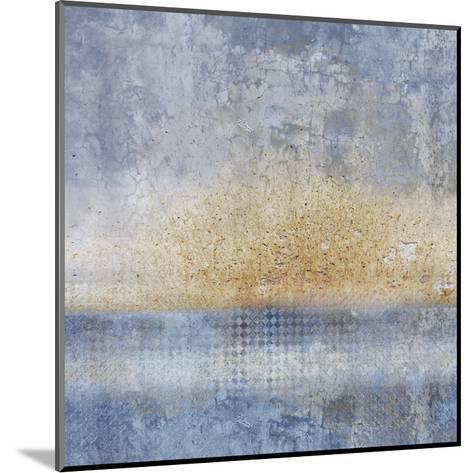 In Blue 1-Kimberly Allen-Mounted Art Print