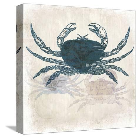 Crab Coast Vision-Kimberly Allen-Stretched Canvas Print
