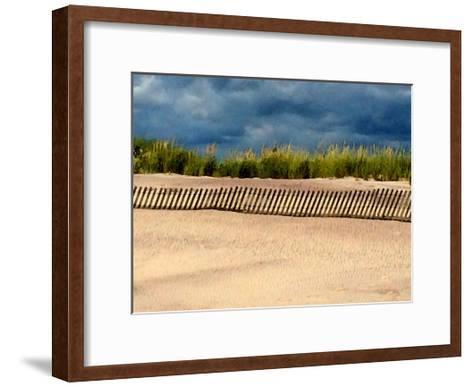 Beach 1056-Jeff Pica-Framed Art Print