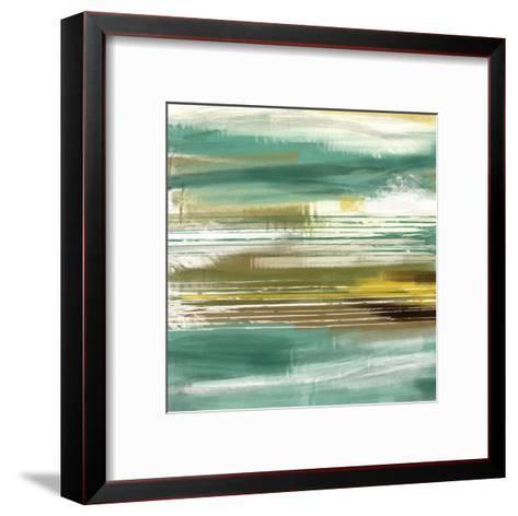 Cynthia Lines 1-Cynthia Alvarez-Framed Art Print