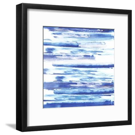 Blue Haze 2-Cynthia Alvarez-Framed Art Print