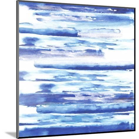 Blue Haze 2-Cynthia Alvarez-Mounted Art Print