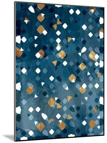 Lost In Abstract-OnRei-Mounted Art Print