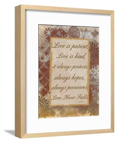 Loving Corinthians-Smith Haynes-Framed Art Print