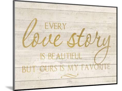 Love Story-Kimberly Allen-Mounted Art Print