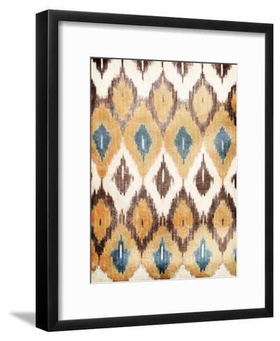 Calm Flames-Jace Grey-Framed Art Print