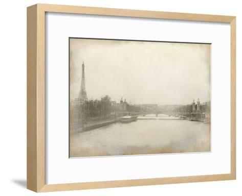Paris Nights-Kimberly Allen-Framed Art Print