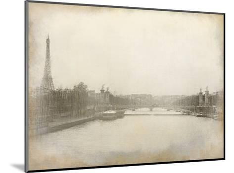 Paris Nights-Kimberly Allen-Mounted Art Print