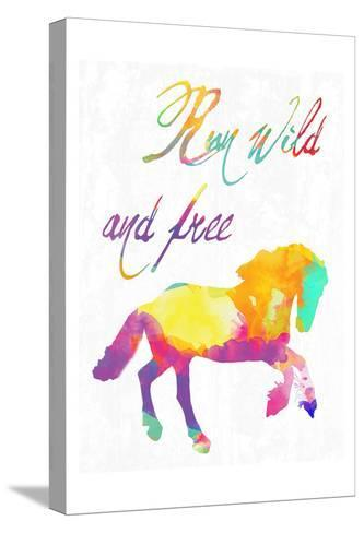 Gypsy Free-Sheldon Lewis-Stretched Canvas Print