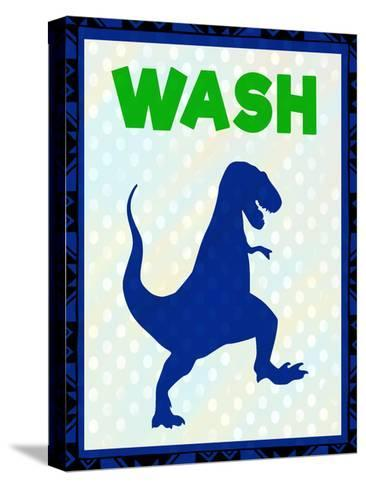 Wash-Kimberly Allen-Stretched Canvas Print