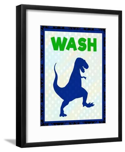 Wash-Kimberly Allen-Framed Art Print