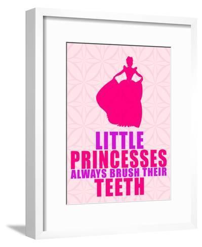 Little Princesses-Kimberly Allen-Framed Art Print