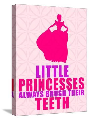 Little Princesses-Kimberly Allen-Stretched Canvas Print