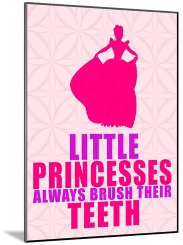 Little Princesses-Kimberly Allen-Mounted Art Print