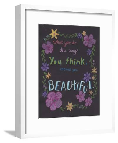 Forever Beautiful-Pam Varacek-Framed Art Print
