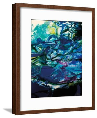 Moon Tide-Barbara Bilotta-Framed Art Print