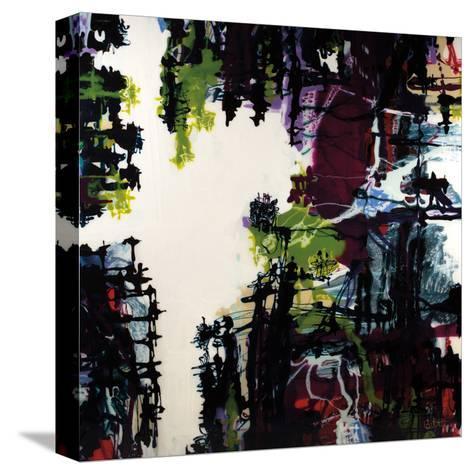 Light In The Shadows-Barbara Bilotta-Stretched Canvas Print