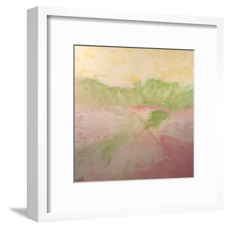 Gleaming Plains-Barbara Bilotta-Framed Art Print