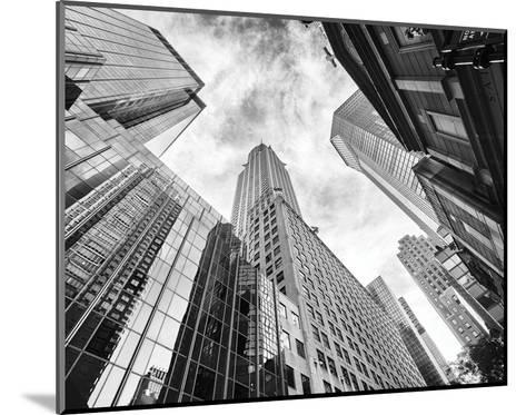 Skyscrapers-Stéphane Graciet-Mounted Art Print