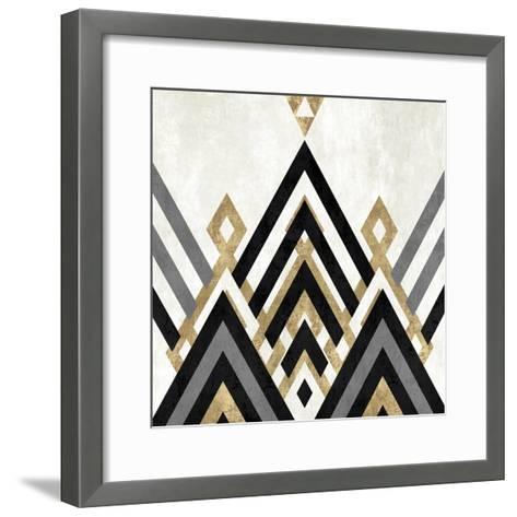 Geo Deco IV-Alan Lambert-Framed Art Print