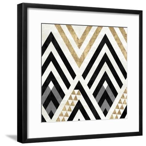 Geo Deco I-Alan Lambert-Framed Art Print