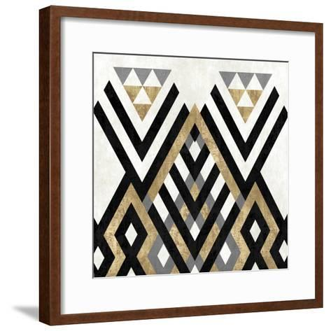 Geo Deco II-Alan Lambert-Framed Art Print