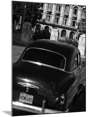 Cuban Classics I-Tony Koukos-Mounted Giclee Print