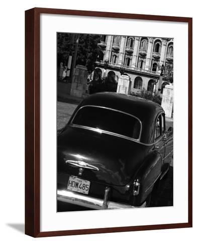 Cuban Classics I-Tony Koukos-Framed Art Print