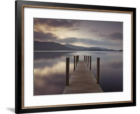 Looking Out-Assaf Frank-Framed Art Print