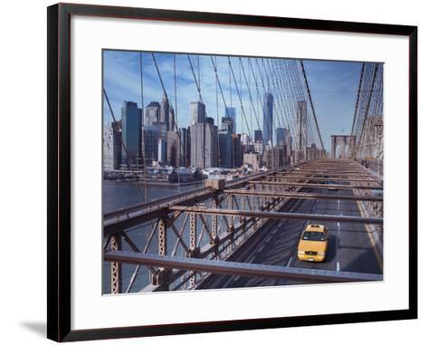 Journey Through-Assaf Frank-Framed Art Print