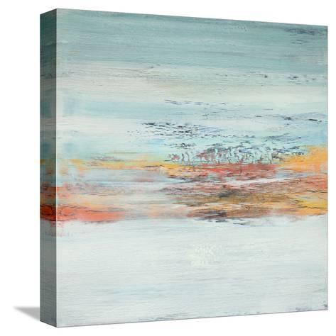 Celestial Sundown-Alicia Dunn-Stretched Canvas Print
