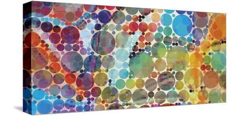 Light Storm 2-James Burghardt-Stretched Canvas Print