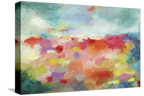 Openess-Kerri Blackman-Stretched Canvas Print