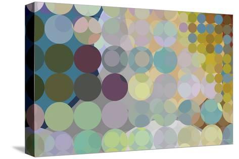 Circulations 2-James Burghardt-Stretched Canvas Print