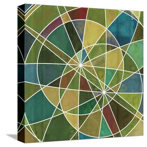 Globe 3-James Burghardt-Stretched Canvas Print