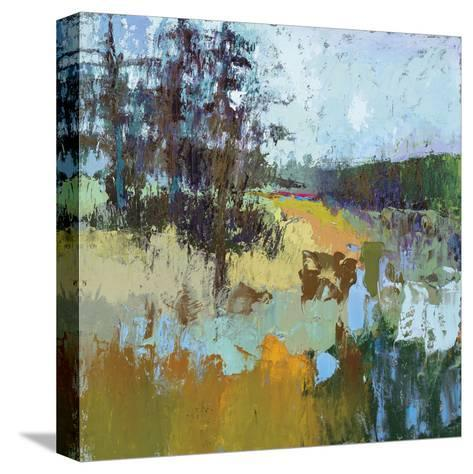 Smell Of Pines-Jane Schmidt-Stretched Canvas Print