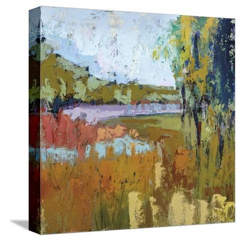 Warming Up-Jane Schmidt-Stretched Canvas Print