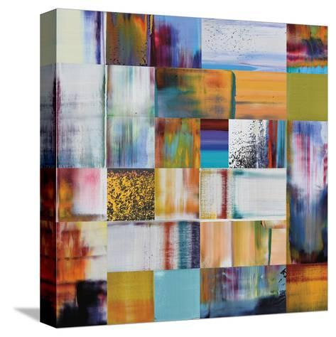 If Then One-Barry Osbourn-Stretched Canvas Print
