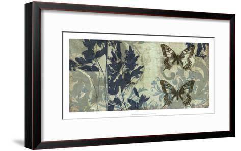 Butterfly Reverie II-Jennifer Goldberger-Framed Art Print