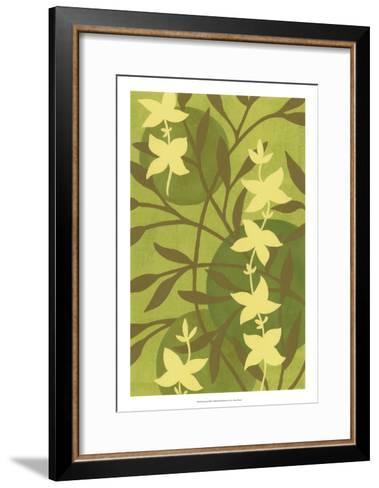Florestial I-Nancy Slocum-Framed Art Print