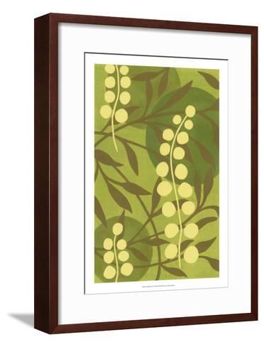 Florestial II-Nancy Slocum-Framed Art Print