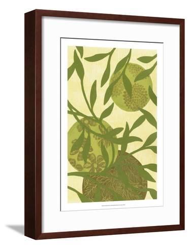 Florestial III-Nancy Slocum-Framed Art Print