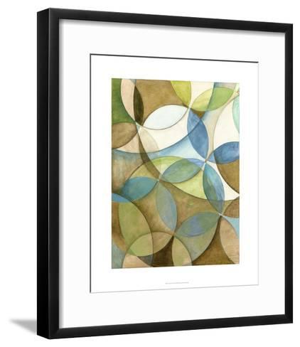 Circulate I-Megan Meagher-Framed Art Print