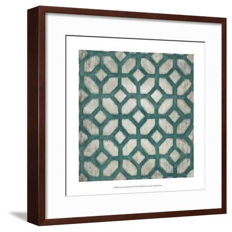 Spectrum Symmetry IX-Chariklia Zarris-Framed Art Print